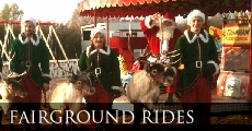 Fairground rides included in ticket price at the Reindeer Lodge Santa's Grotto