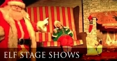 Elf stage shows included in ticket price at the Reindeer Lodge