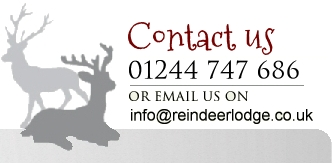 Contact the Reindeer Lodge