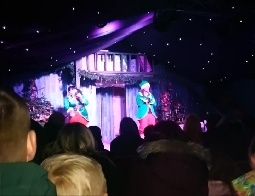 Stage Show at Reindeer Lodge 2018